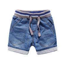 For 3-10 Yesr Old Boys,Hight quality Boys Summer Brand fashion Denim Short pants(China (Mainland))