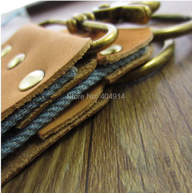 Sharpening Leather shaving Strop For Barber Straight Razor Knife Sharpening