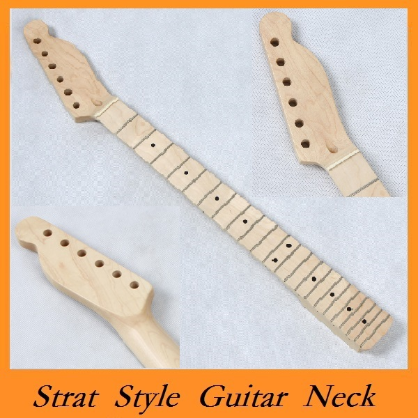 High quality Replacement Maple Neck Fingerboard for TL Tele Style Electric Guitar Tele Style Guitar Neck , Dropshipping(China (Mainland))