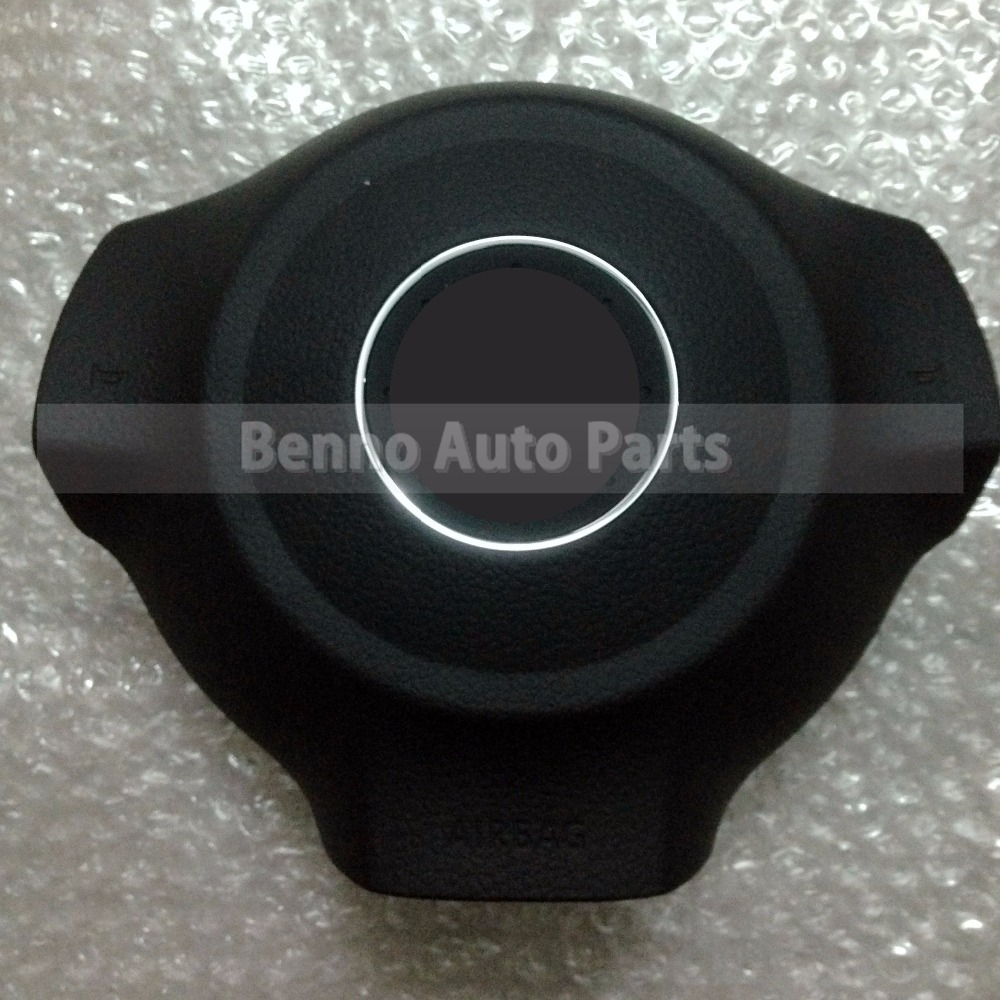 Airbag Covers for Volkswagen VW golf 6 Steering Wheel driver airbag covers Free shipping(China (Mainland))