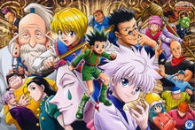 Hunter x Hunter The Last Mission Japan Anime large Silk Poster 24x36inch 04