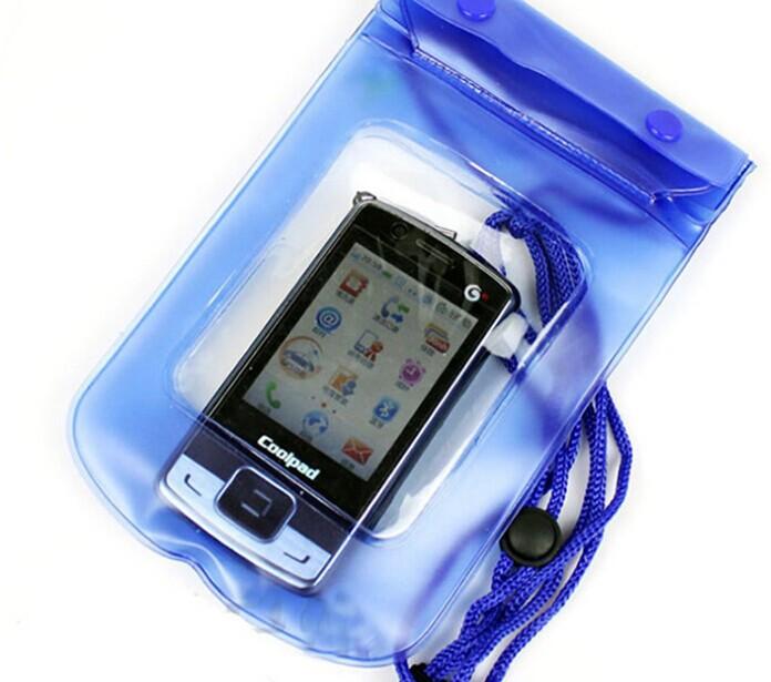 For SONY Xperia Arc SLt18i lt15iX12 Ericsson Xperia X10 X10i E15i X8 Mobile Phone Waterproof Dry Bag Case Transparent With Scrub(China (Mainland))