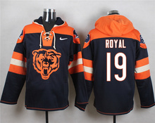 Chicago Bears Jay Cutler Brandon Marshall Gale Sayers Dick Butkus Brian Urlacher customizable Sweater hoodies any n camouflage(China (Mainland))