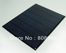 Wholesale!3.5Watt 6V Solar Cell Polcrystalline Silicone Solar Panel Solar Cells DIY Charger Solar Module10pcs/lot Free Shipping