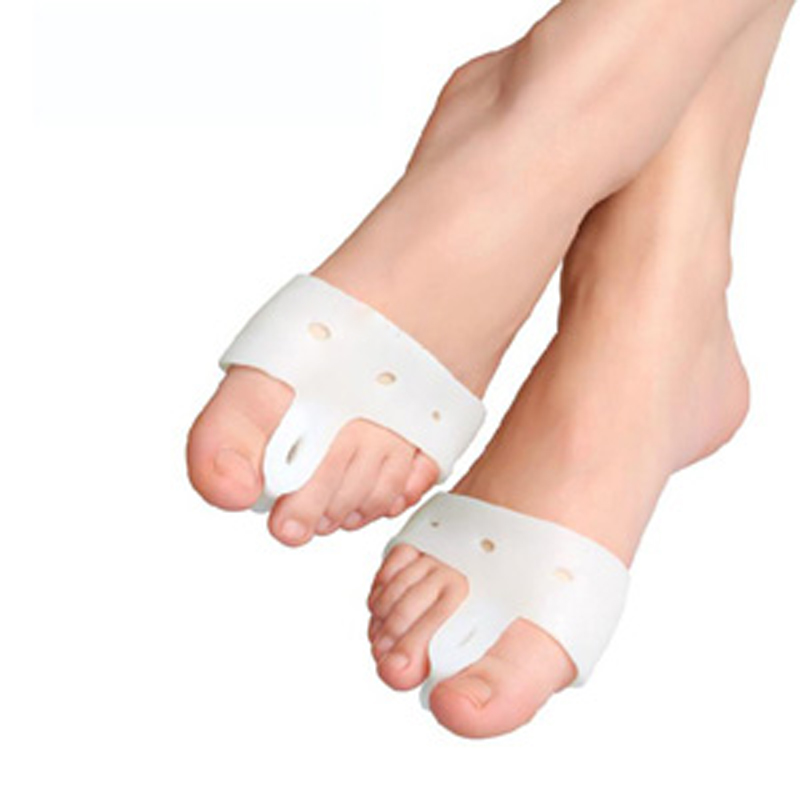 Foot Care Special Hallux Valgus Bicyclic Thumb Orthopedic Braces to Correct Daily Silicone Toe Big Bone 1 Pair<br><br>Aliexpress