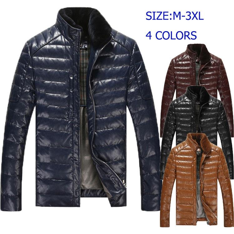 Мужские изделия из кожи и замши China 2015 jaqueta couro masculina 280 A64 oem 2015 carteira masculina couro qb1287