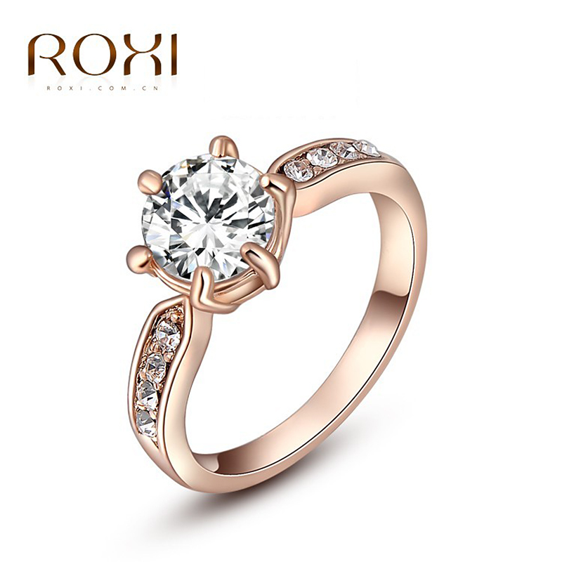 aliexpress buy roxi wedding ring classic genuine