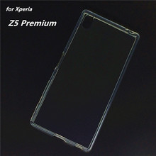 Buy Ultra-thin Transparent Silicone Phone Shell Soft Back Cover TPU Phone Case Sony Xperia Z5 Premium E6883 5.5-inch for $2.99 in AliExpress store