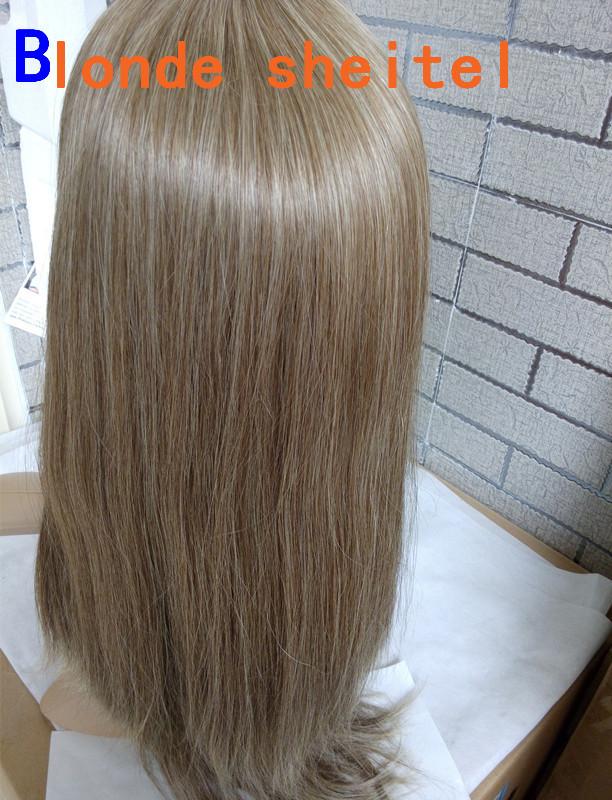 New 9 613 Color Blonde Soft Natural European Hair Kosher