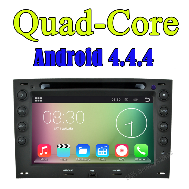 """car dvd player gps navigation Bluetooth FM AM 7"""" 2din in dash TFT with canbus for Renault Megane 2003 2004 2005 2006 2007 2008(China (Mainland))"""