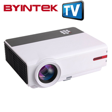 ATV Android OS 4.4 Wifi Newest Movie Film Cinema Home Theater Wireless Smart 1080P Video HDMI LCD fuLL HD LED Projector TV
