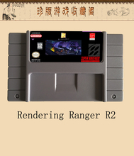 16bit tarjeta super juego Ranger Rendering R2