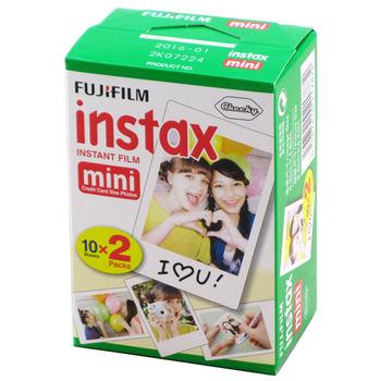 Новый 20 шт./кор. пленка fujifilm instax mini 8 20 листов для камеры Мгновенных мини 7 s 25 50 s 90 Фотобумага Белый Край 3 дюймов широкий фильм