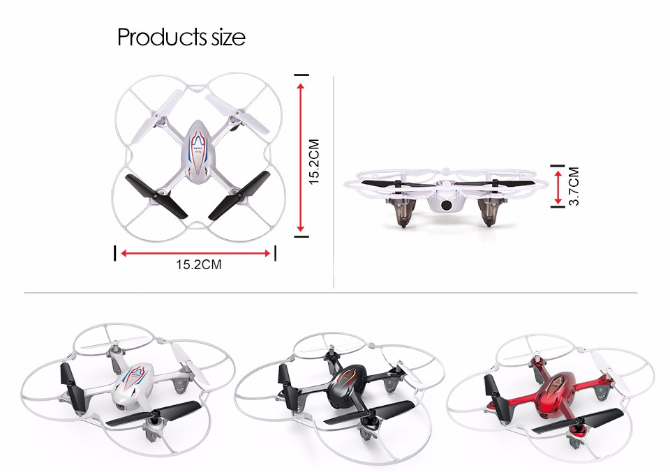 Hot Sale Syma X11C 4CH 2.4GHz 6 Axis Gyro RC Mini Helicopter Quadcopter Drone with 2.0MP HD Camera One key 360 Degree Roll