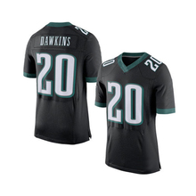 Men's #7 Sam Bradford Game #20 #11 Carson Wentz Brian Dawkins Adult 43 Darren Sproles #9 Nick Foles 100% Stitched(China (Mainland))
