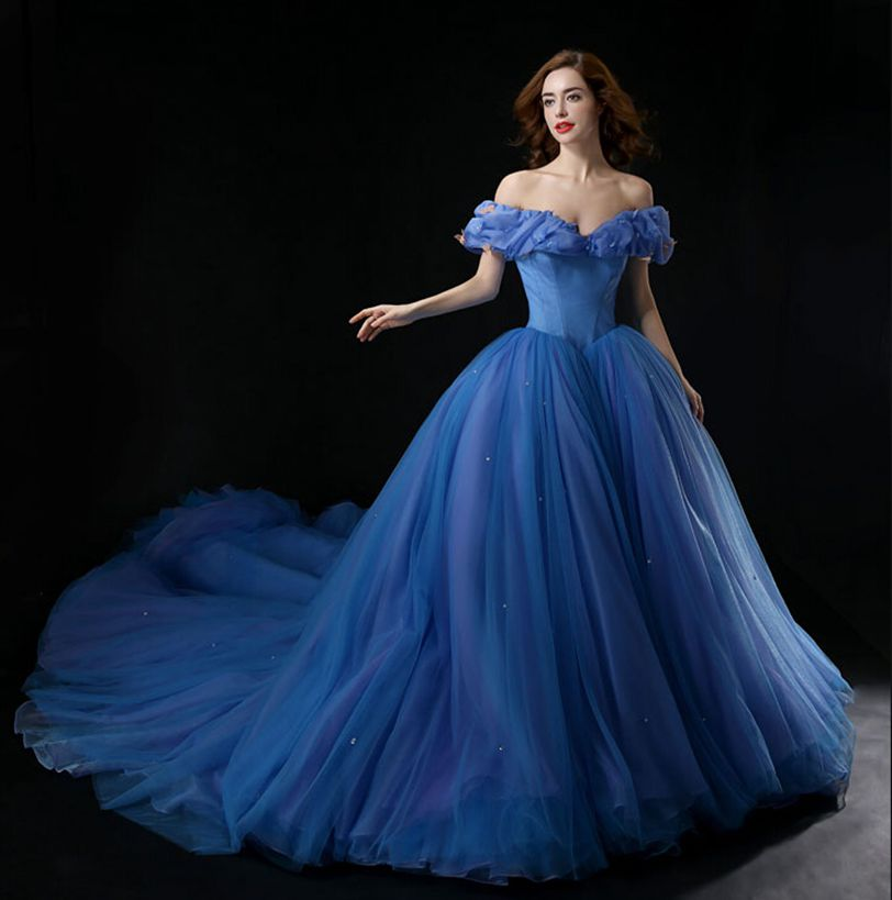 disney cinderella wedding dress costume