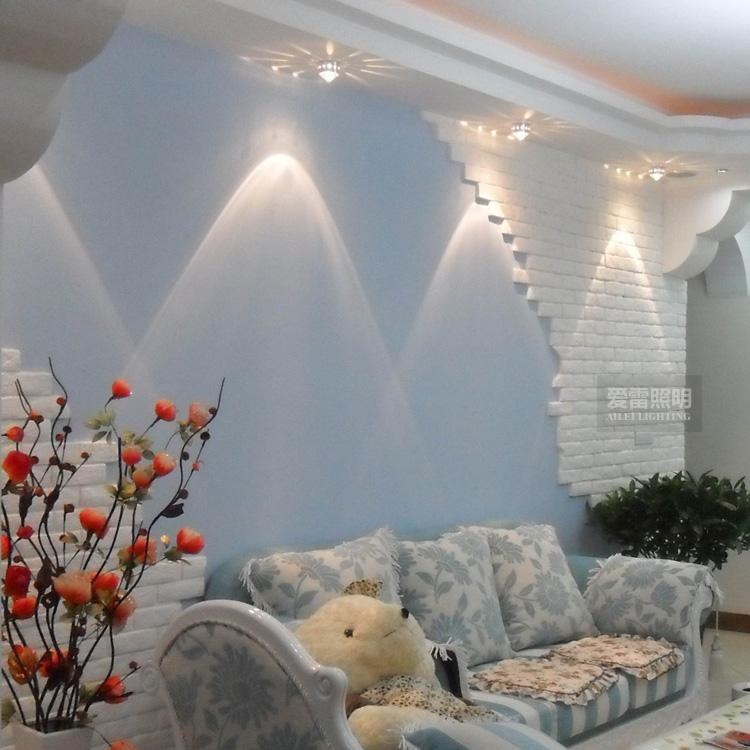 Luminaria De Teto Para Sala De Tv ~ Luminaria De teto TV moderna De cristal luzes De teto Para Sala De