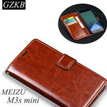 Buy meizu m3s mini Case Cover Coque Luxury Case PU Leather Flip Wallet Stand Cover meizu m3s mini 5.0'' Phone Bags Cases for $4.54 in AliExpress store