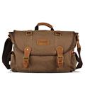 2016 Vintage Men s Messenger Bags Canvas Shoulder Hand Bag Fashion Men Business Crossbody Bag Printing