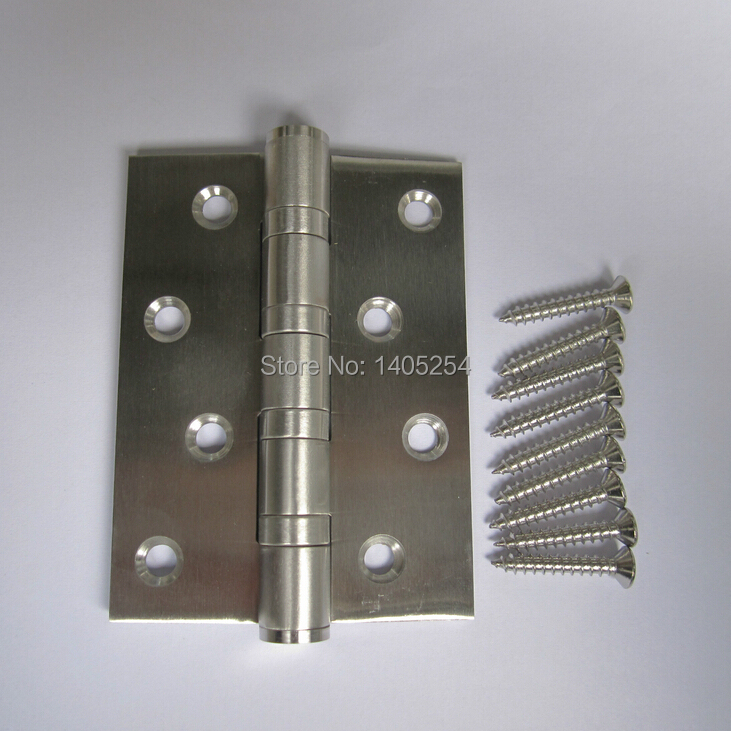Stainless steel furniture hinge 4 * 3 * 3 inch GB using German technology 2-year warranty(China (Mainland))