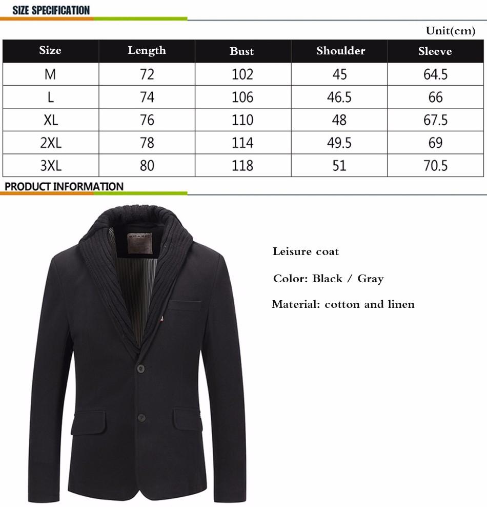 HTB1Lgt4OVXXXXbmapXXq6xXFXXXf - Men Casual Warm Coats Size M-3XL Good Quality Single Breasted Design Thicken Men's Fashion Wool Clothings Lapel Design hsd-J316