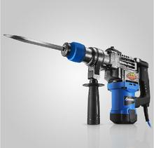 Exportaciones a rusia 980 W / 220 V alta calidad de perforación de doble uso de martillo martillo, sitios y el hogar rotary hammer hilti herramientas eléctricas herramienta de Kit