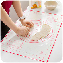 Silicone Fiberglass Baking Sheet Rolling Dough Pastry Cakes Bakeware Liner Pad Mat Oven Pasta Cooking Tools Kitchen Accessories