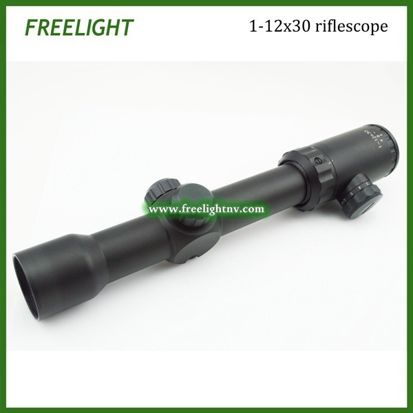 Винтовочный оптический прицел Freelight 1/12 x 30 yd006 куплю оптический прицел сс таско 10х42