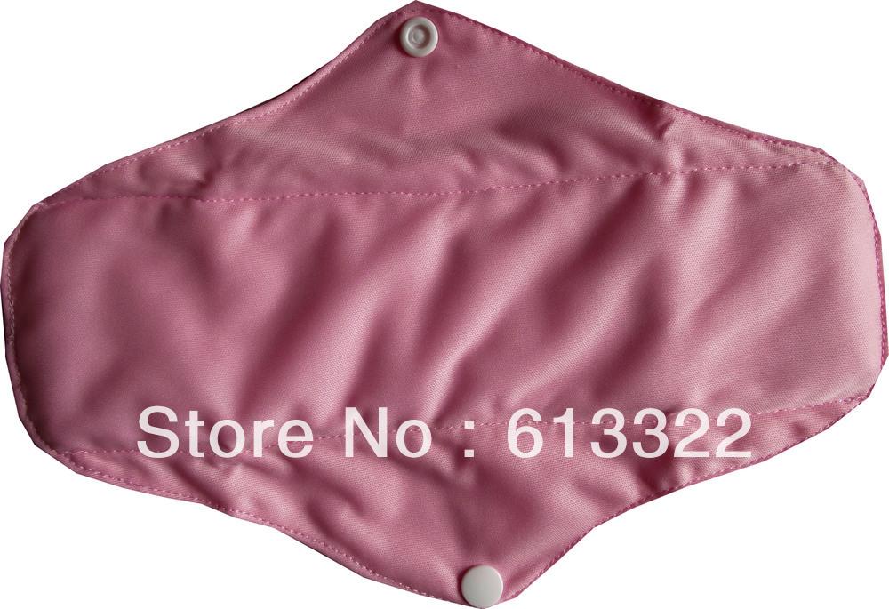 Mama's Cloth Menstrual Pads Liner Sanitary Napkin Sanitary Pads Bamboo Free Shipping(China (Mainland))