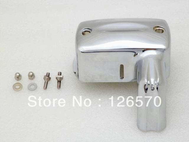 FREE SHIPPING NEW RESERVOIR MASTER CYLINDER COVER FOR HONDA SHADOW 600 VT 750 11000 1300 VTX 1988-2013