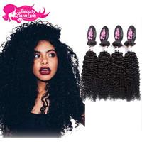 Virgo Hair Company 8a Peruvian Jerry Curl Virgin Hair 12 3 Bundles/Lot 300g Virgin Human Hair Selling Products Online 2016 Hot