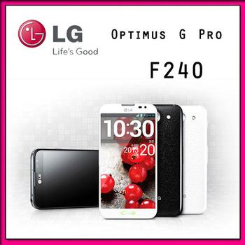 """( в запечатанной коробке ) оригинальный телефон LG Optimus G Pro F240 четырехъядерный процессор 2 г телефон памяти + 32 г 5.5 """" IPS 13 Мп камера восстановленное"""