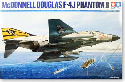 Tamiya 60306 1/32 Scale Model Kit US Navy McDonnell Douglas F-4 J Phantom II(China (Mainland))