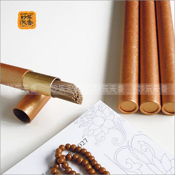 Sandalwood incense sticks, 100% Natural no chemical additives, Yoga Meditation incense 50 sticks