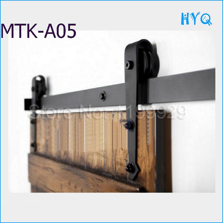 Best quality barn wood sliding doors hardware barn door for Best quality door hardware