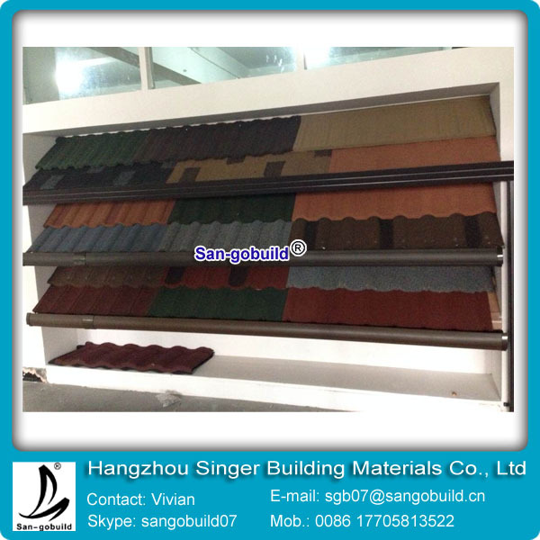 Roman Metal Roof Tiles Traditional Steel Roofing Sheets Modern Roof Tiles(China (Mainland))