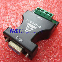 Buy RS-232 RS232 to RS-485 RS485 Interface Serial Adapter Converter NEW for $2.18 in AliExpress store