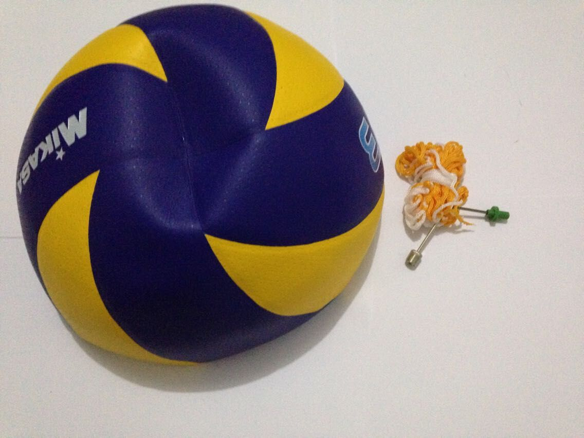 5 PU Volleyball Official Match MVA200 Voleibol Indoor Training Competition Beach Volleyball balls with Gift(China (Mainland))