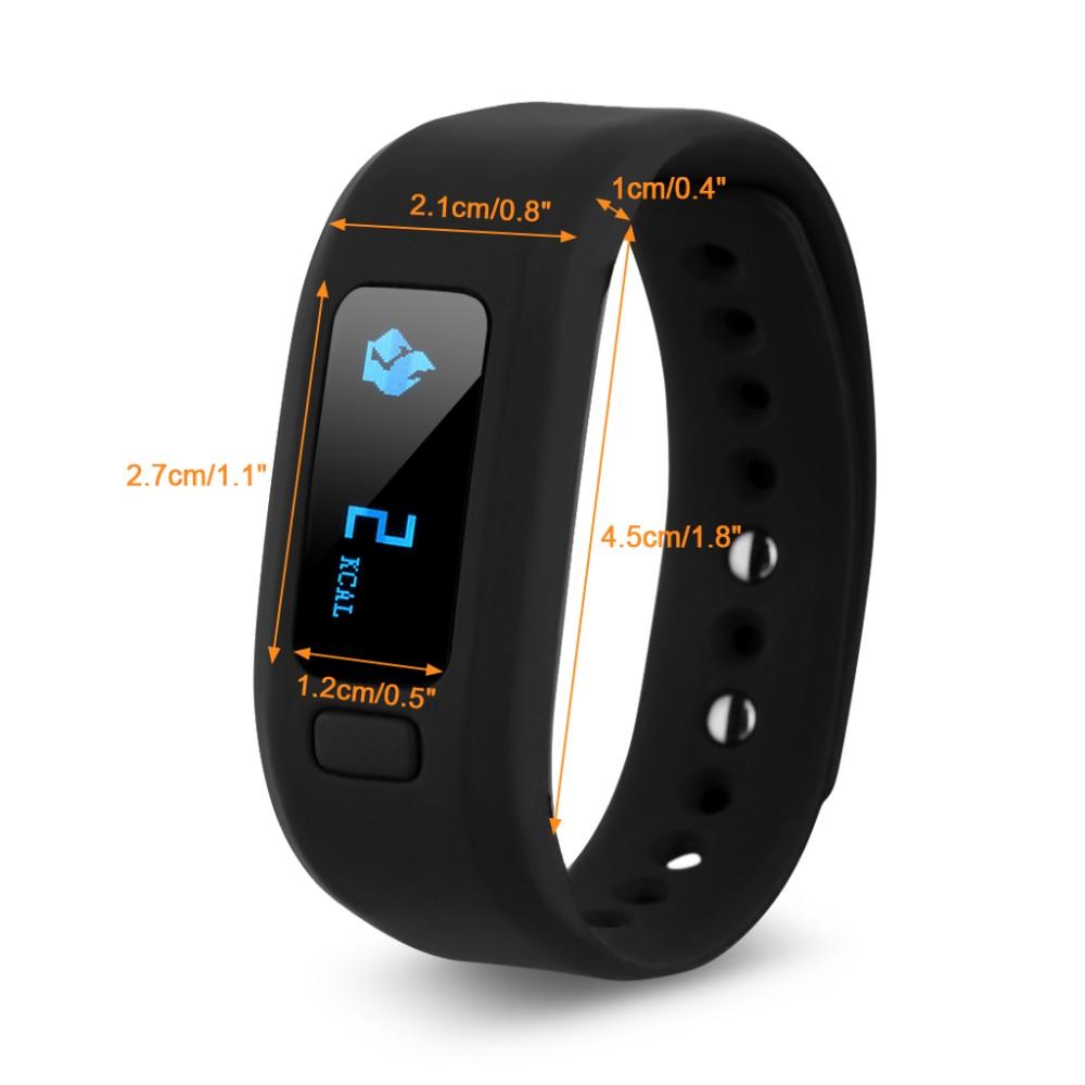 Fitness Tracker Bluetooth Smartband Sport Bracelet Smart Band 9
