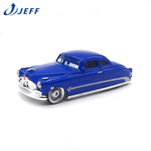 Pixar Cars Doc Hudson Metal Diecast Toy Car 1:55 Loose Brand New In Stock & Free Shipping (China (Mainland))