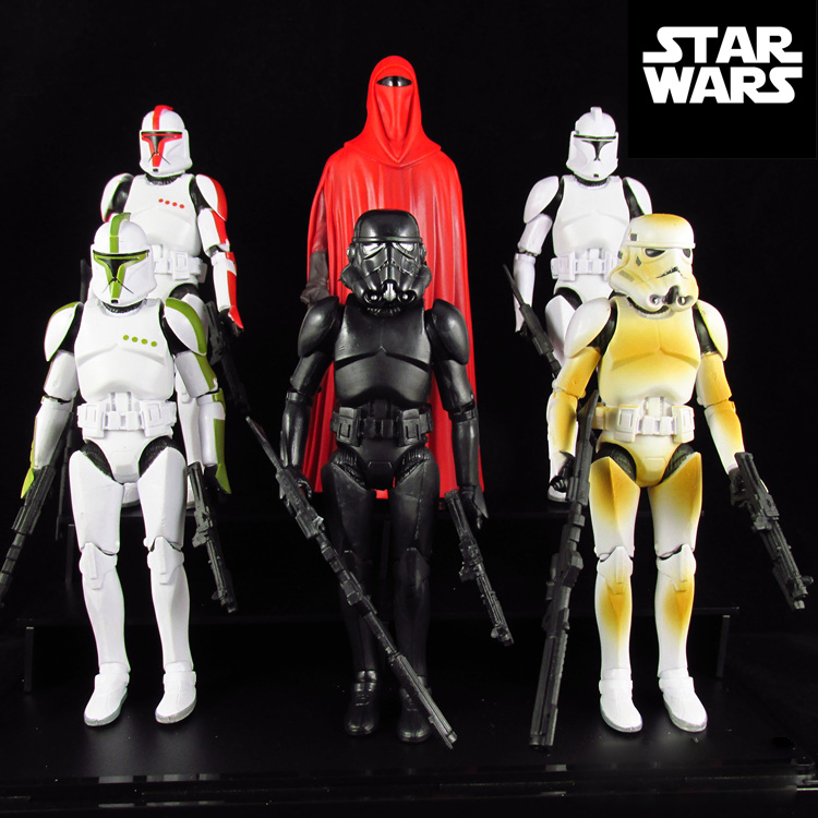 Star Wars - Peluche Stormtrooper - Peluches Maxi Toys