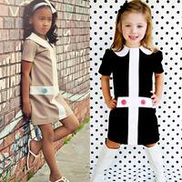 1шт Дети Детская одежда принцессы платье baby девочки случайные короткие платье