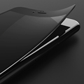3D Full Screen Curved Soft Edge Tempered Glass For iphone7 7plus Carbon Fiber Tempered Glass Screen