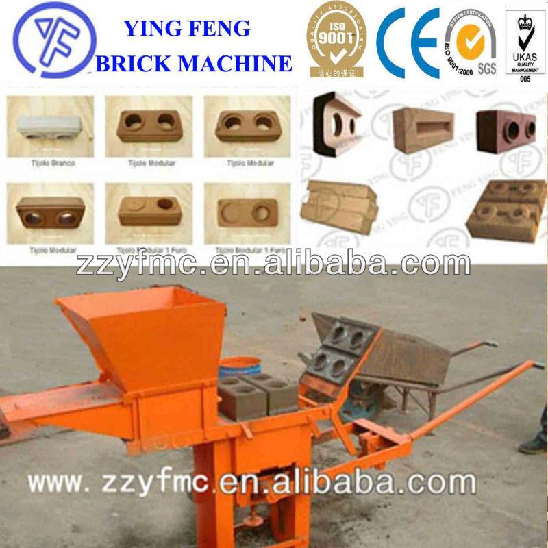 Manuel de verrouillage machine brique de fabrication - Machine de fabrication de treillis a souder ...