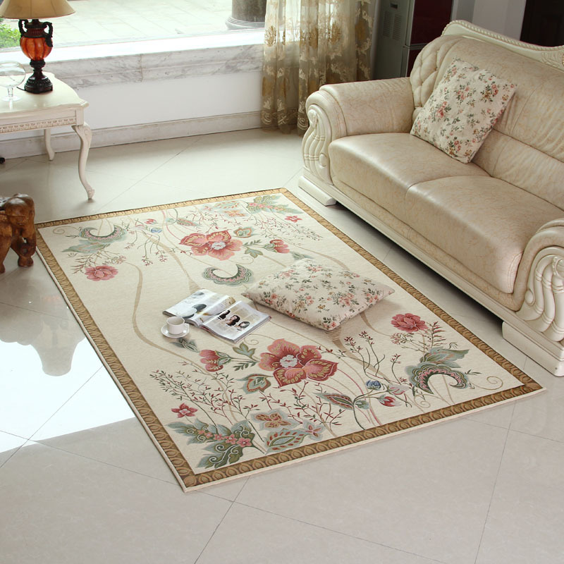 Country Area Rugs For Living Room rug wholesale picture - more detailed picture about chic floral