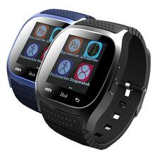 Original Bluetooth Smart Watch M26 clock Barometer Alitmeter Music Pedometer Android IOS Phone pk u8 u80 dz09 w8 smartwatch - JEANSISH store