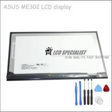 Original CLAA101FP05 B101UAN01.7  LCD Display Screen Panel For Asus Tablet