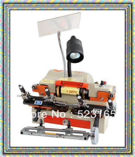 Model 100E1 universal Key Cutting Copy Machine Locksmith Equipment duplicator for russian and brazil(China (Mainland))