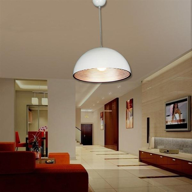 Hanging track light with contemporary living room image mag for Living room hanging lights