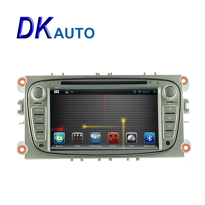 2din android autoradio bluetooth for ford s max c max focus 2 mondeo 4 car. Black Bedroom Furniture Sets. Home Design Ideas